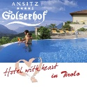4 stars superior Hotel Ansitz Golserhof in Tirolo in South Tyrol